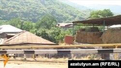 Տավուշի մարզի Բաղանիս գյուղ, արխիվ