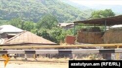 Տեսարան Բաղանիս գյուղից
