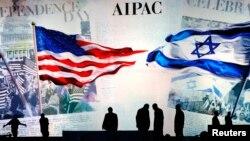گردهمایی آیپک، با حضور حدود ۱۵ هزار یهودی رایدهنده در واشینگتن برگزار شد