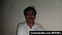 عبدالرحمان درپه خیل د وزیرستان خوږ ژبی سندر غاړی
