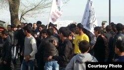 Акція протесту в Душанбе, 5 квітня 2013 року