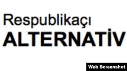 Respublikaci Alternativ Logo