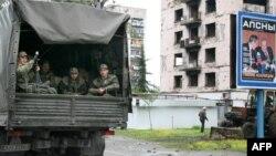 Россия разместила в Абхазии военные базы, после чего граждане вздохнули с облегчением…