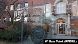 Institutul Robert Koch din Berlin