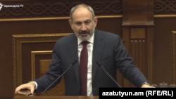 Премьер-министр Армении Никол Пашинян, Ереван, 4 марта 2020 г.