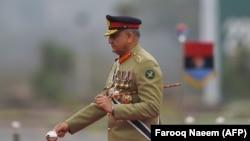 د پاکستاني پوځ مشر جنرل قمر جاويد باجوه