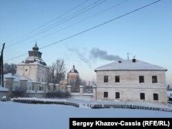 Дом Ростислава Панченко в селе Великорецкое. Второй этаж справа