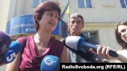 Батьки Ігоря Індила Людмила Індило та Іван Індило, Київ, 18 липня 2013 року