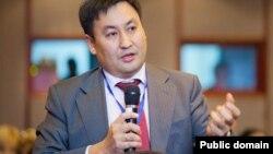 Куат Домбай, пиар-консультант.
