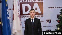 Dinu Plîngău, candidatul blocului ACUM la Edineț