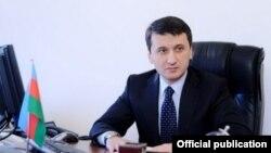 Пресс-секретарь президента Азербайджанской Республики - Азер Гасымов
