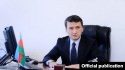 Пресс-секретарь президента Азербайджана Азер Гасымов