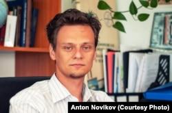 Антон Новиков