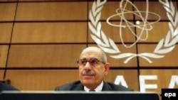 گزارش آقای البرادعی تایید کرد ایران حاضر به تعلیق نشده است.