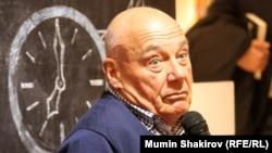 Известный российский журналист Владимир Познер.