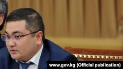 Уран Ахметов.