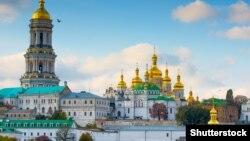 Lavra, mânăstirea de călugări, Kiev-Pecersk