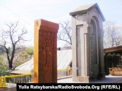 Хачкар до 100-річчя геноциду вірмен, Дніпропетровськ
