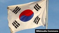 Flamuri i Koresë së Jugut (foto ilustruese)