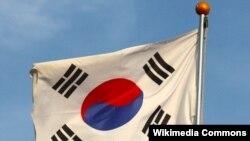 Түштүк Кореянын желеги