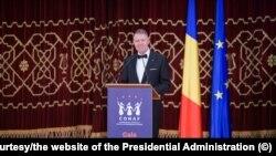 Ռումինիայի նախագահ Կլաուս Յոհաննիսը, արխիվ
