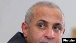 Ազգային ժողովի նախագահ Հովիկ Աբրահամյան