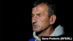 Lovočuvar Nikola Ulićević, foto: Savo Prelević