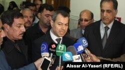 وزير التخطيط العراقي الدكتور علي الشكري