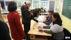 фотогалерија - изборен ден