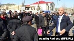 «Siyəzən Broyler»in işçilərinin aksiyası - 7 mart 2013