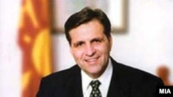 Поранешниот претседател Борис Трајковски