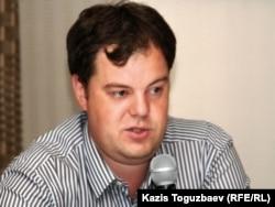 Политолог Андрей Чеботарев.