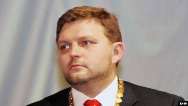 Kirov Province Governor Nikita Belykh
