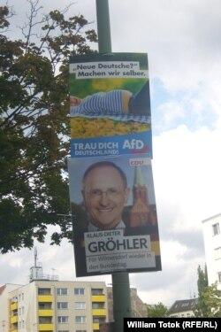 Afişe electorale