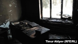 """Почти сразу за задержанием Титиева последовал поджог офиса """"Мемориала"""" в Назрани"""