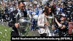 Тур головних трофеїв Ліги чемпіонів розпочався у столиці 21 квітня 2018 року