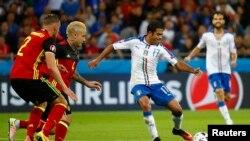 Belçika-İtaliya oyunu