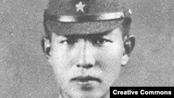 Хироо Онода, лейтенант японской императорской армии, в 1944 году