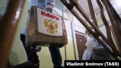 Выборы губернатора Костромской области (архивное фото)