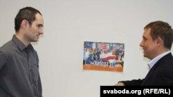 Лукаш Бабка і Аляксандар Лукашук