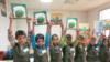 آموزش محیط زیست به کودکان در مدرسه