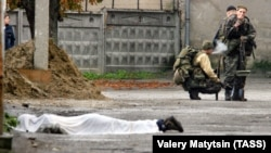 14 октября 2005 года, после нападения в Нальчике