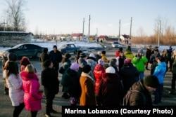 Антимусорный протест в Коломне