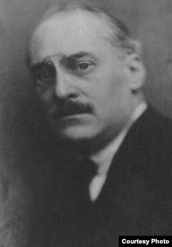 Ion Gh. Duca, ministru de externe al României (Foto: Biblioteca Centrală Universitară, Iași)