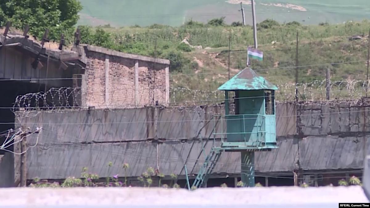 Tajik Prison Riot Puts Spotlight On Alleged Role Of Turncoat Police Colonel's Son
