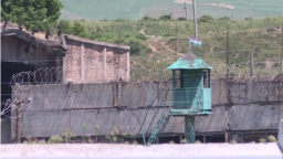 Tajik authorities say that 32 people were killed in a riot that broke out in the maximum-security Kirpichniy prison near Dushanbe on May 19.