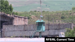 Тюрьма в Таджикистане.