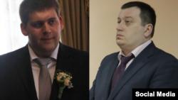 Вадим Букрей и Сергей Хальзев