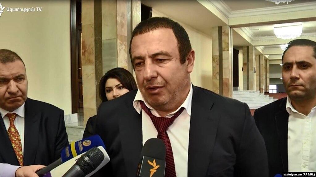 Гагик Царукян не удовлетворен темпами экономического развития