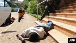 Нападение на торговый центр в Найроби